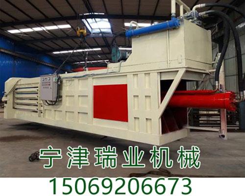瑞业机械专业供应液压废纸打包机-全自动废纸打包机厂家厂家