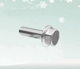 GB5789加大系列六角头法兰面螺栓