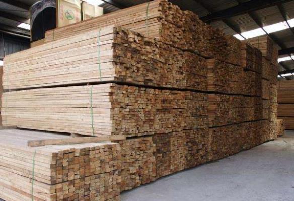 建筑方木廠家價格-知名的海南建筑木方公司