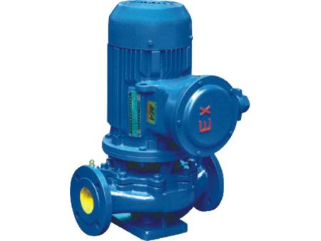 沈阳强海科技供应管道离心泵 管道离心泵厂家