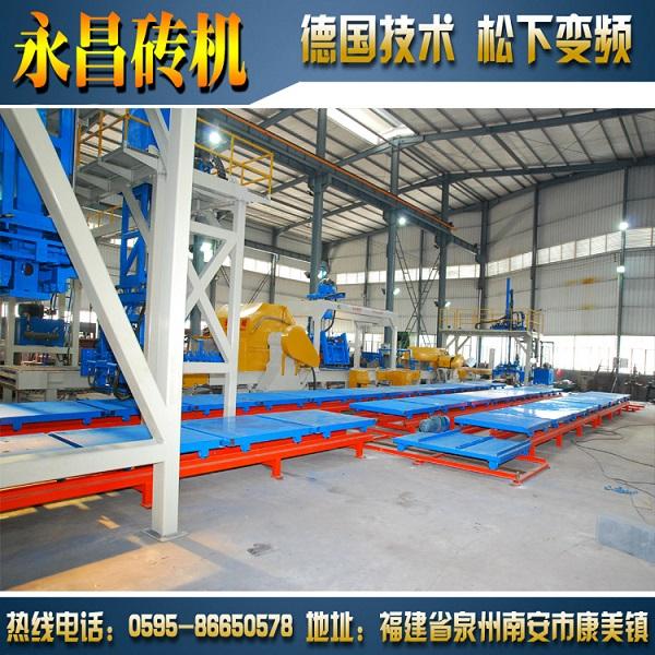 厂家供应砌块发泡砖机_轻质发泡砖机_发泡混凝土设备生产线