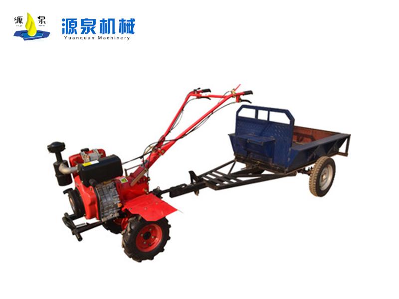 潍坊旋耕微耕机哪里有-山东源泉机械供应价位合理的多功能微耕机