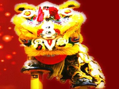 中山受欢迎的龙狮表演