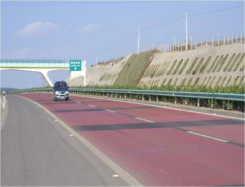 绿道推广,广州彩色自结纹防滑地面系统哪家买比较好