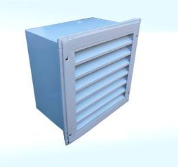 湖北方形轴流风机|DFBZ-6.0防腐壁式轴流风机生产加工