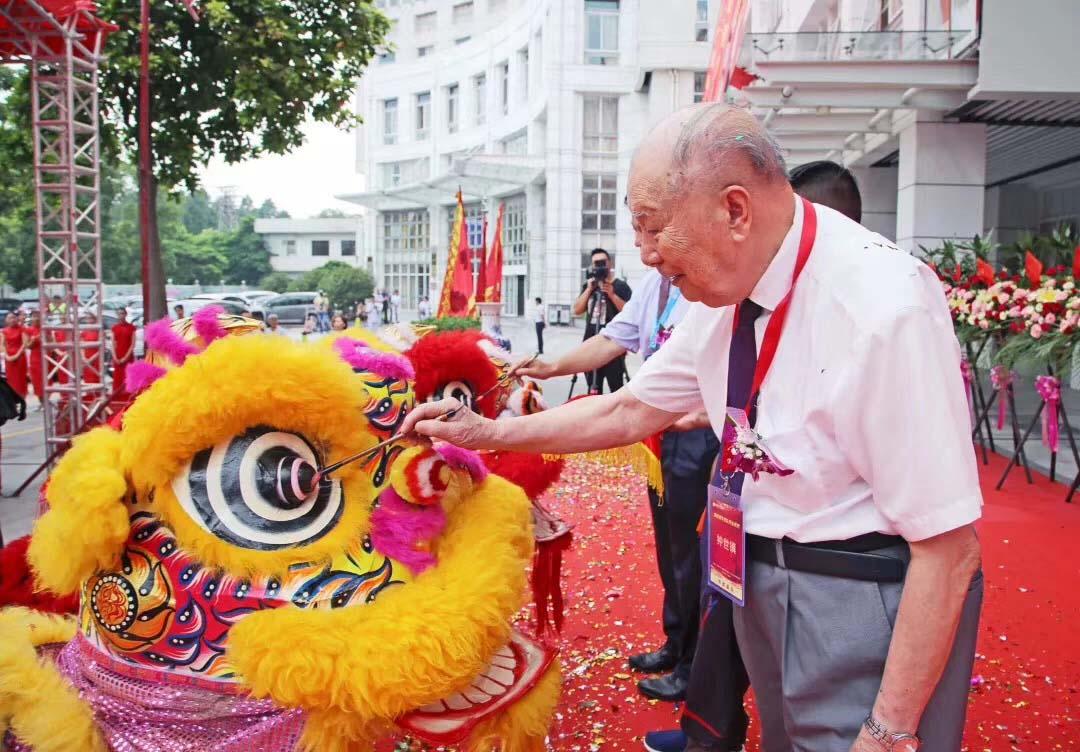 广东舞狮点睛、佛山舞狮点睛、禅城舞狮点睛