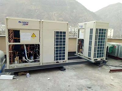 甘肃商用中央空调安装工程|兰州中央空调可靠经销商推荐