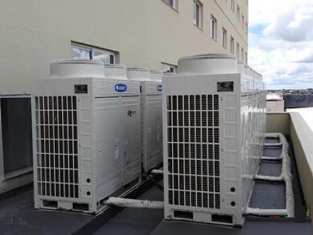 张掖商用中央空调安装-兰州中央空调可靠经销商推荐