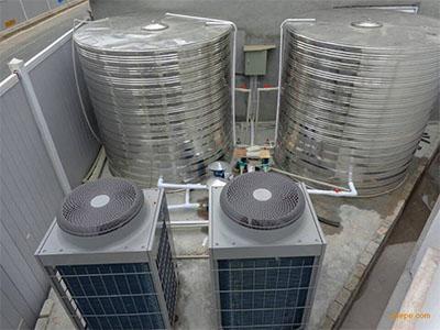 白銀空氣能空調-廠家直銷甘肅蘭州空氣源熱泵