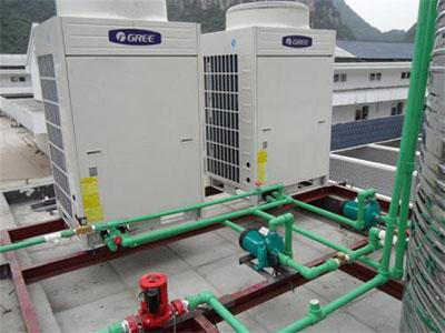 甘肃空气能采暖厂家-甘肃隆顺通空调制冷设备_质量好的兰州空气源热泵提供商