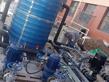 青海空气能采暖厂家_高性价兰州空气源热泵供销