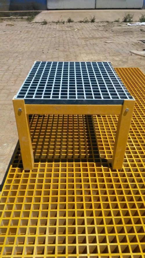 防滑格柵板 單層格柵 玻璃鋼格柵蓋板承重高