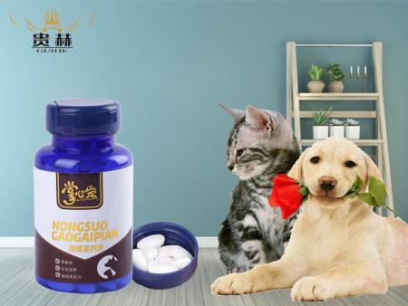 宠物营养品厂家揭秘狗狗舔人的原因