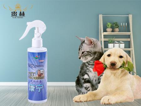 西安宠物营养品OEM-临沂实惠的宠物去癣喷剂批发供应