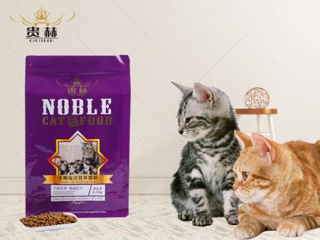 猫粮狗粮代加工厂家介绍选择猫粮要注意哪些事项