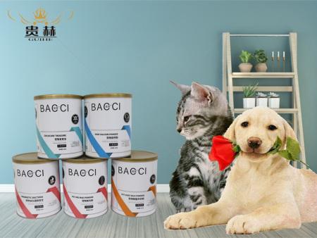 猫粮狗粮代加工厂家讲述为什么会需要换猫粮