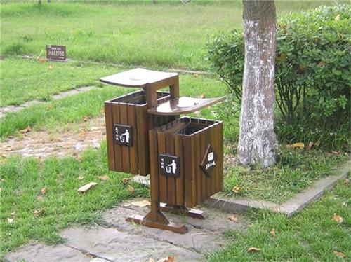 有品质的防腐木垃圾桶推荐-吉林防腐木垃圾桶哪家好