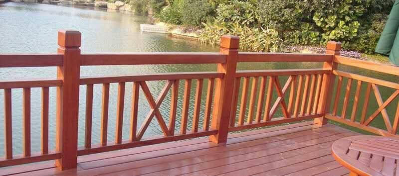 的防腐木围栏厂家-防腐木围栏价格