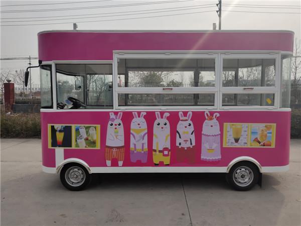 烧烤车加盟店 羊肉串车加盟 流动小吃车厂家