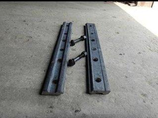 50轨用弹条扣件 天骄铁路器材优良的铁垫板