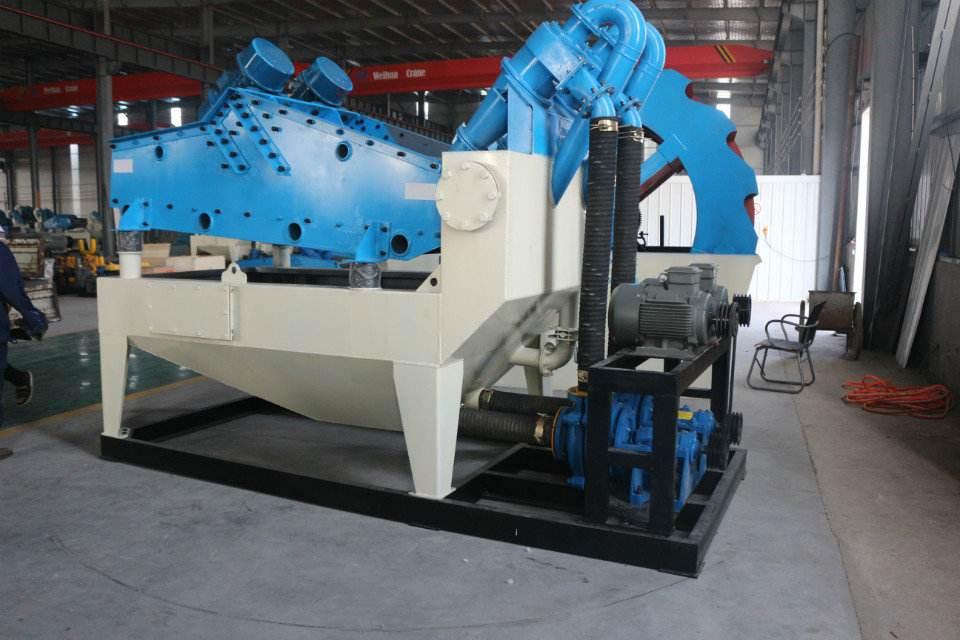 细沙回收机_海天挖沙机械供应口碑好的|细沙回收机