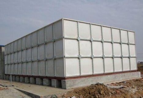 玻璃钢水箱厂商 选购专业的玻璃钢水箱就选纳森