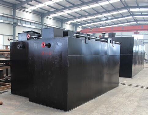 徐州专业地埋式一体化污水处理设备