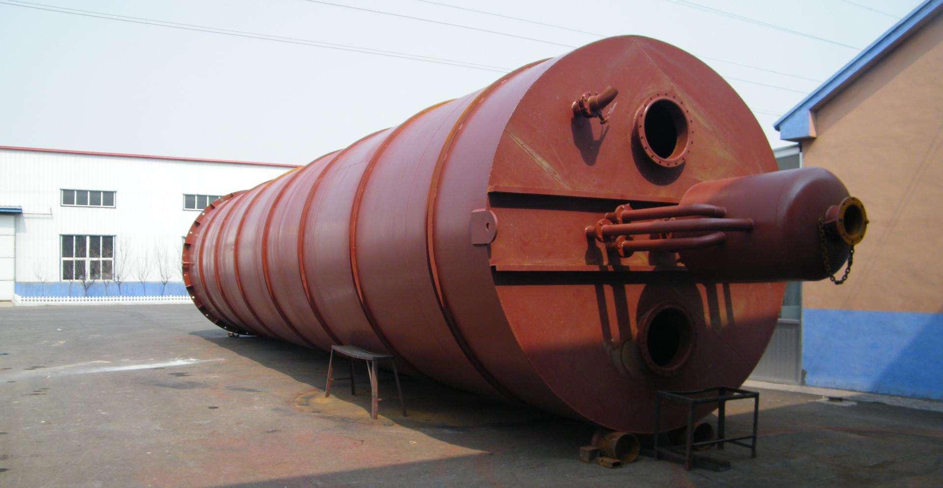 UASB厌氧反应器厂家_专业的UASB厌氧反应器供应商