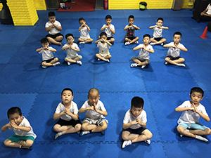 少儿武术培训-少儿武术培训哪家好-少儿武术培训学校【格斗熊】