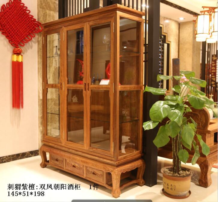 品质有保障的传天匠双凤红木家具东莞市南城传天匠红木家具供应