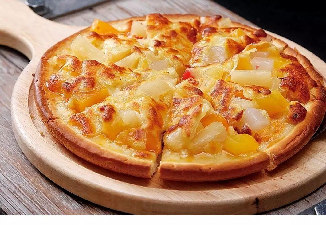 披萨店加盟