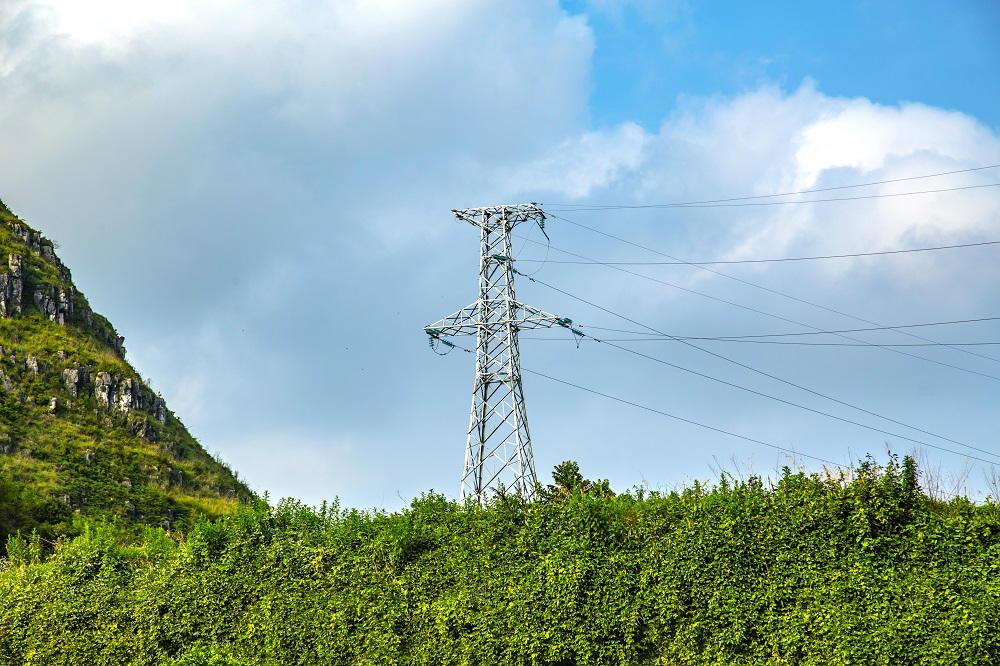 电力工程设计施工总承包,电力工程,义信安能工程