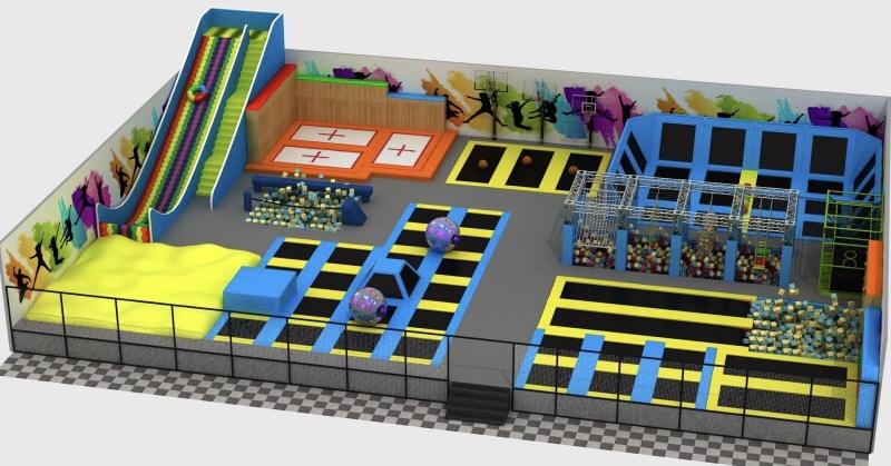 兒童樂園設備公司_新潮的淘氣堡就在智杰游樂