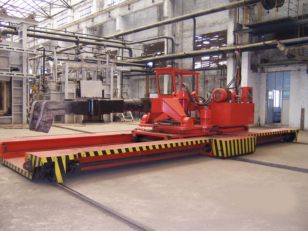 专业轨道式装取料机供销_青岛有轨锻造取料机哪家好