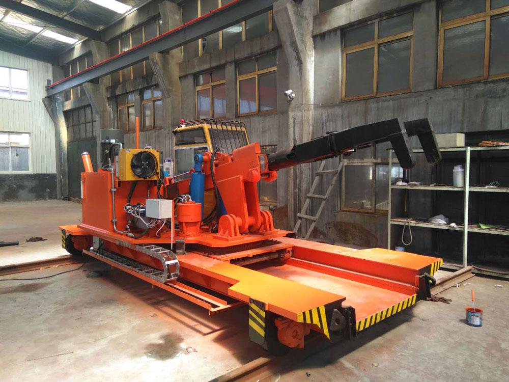专业的轨道式装取料机提供商-无锡锻造装取料机厂家直销