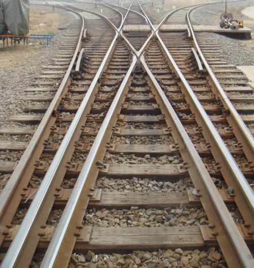 林州市道岔配件总厂—供应好的三开道岔