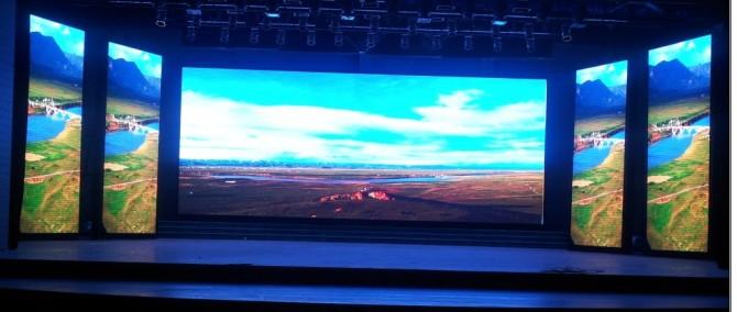 西宁led显示屏安装维修<德利彩光电>