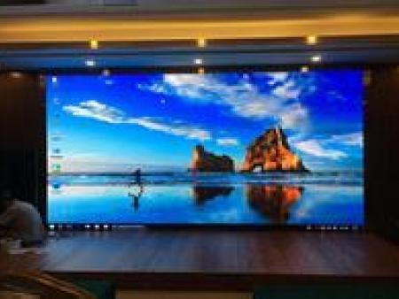 青海户外led显示屏公司-西宁led显示屏哪家好?