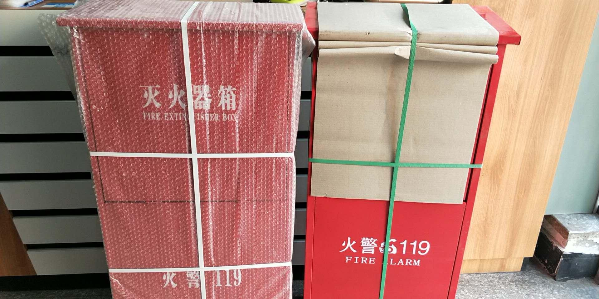 灭火器箱多少钱-沈阳雪山消防器材出售好用的灭火器箱