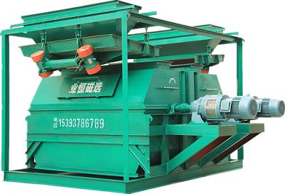 磁選機廠家|業恒干選設備供應價位合理的磁選機