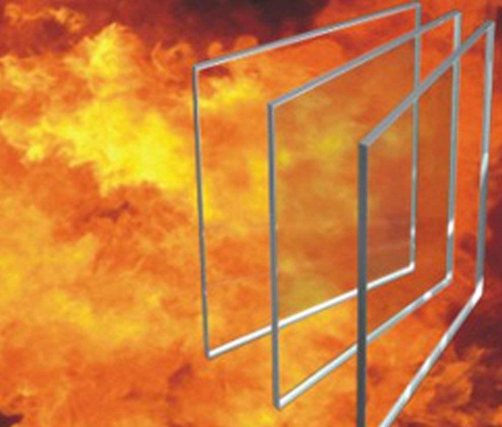 清溪口碑好的防火玻璃|金順源玻璃制造有限公司劃算的特種防火玻璃供應