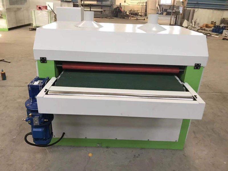 濟南異形砂光機兩輥制造公司-青島全自動打磨機兩輥廠家直銷