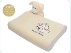 青岛哪里有供应品质好的婴童枕-方形枕环保