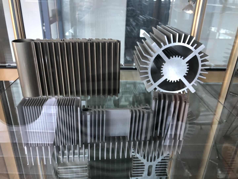 大庆工业铝型材-质量可靠的工业铝型材辽宁岽兴铝业加工专业供应