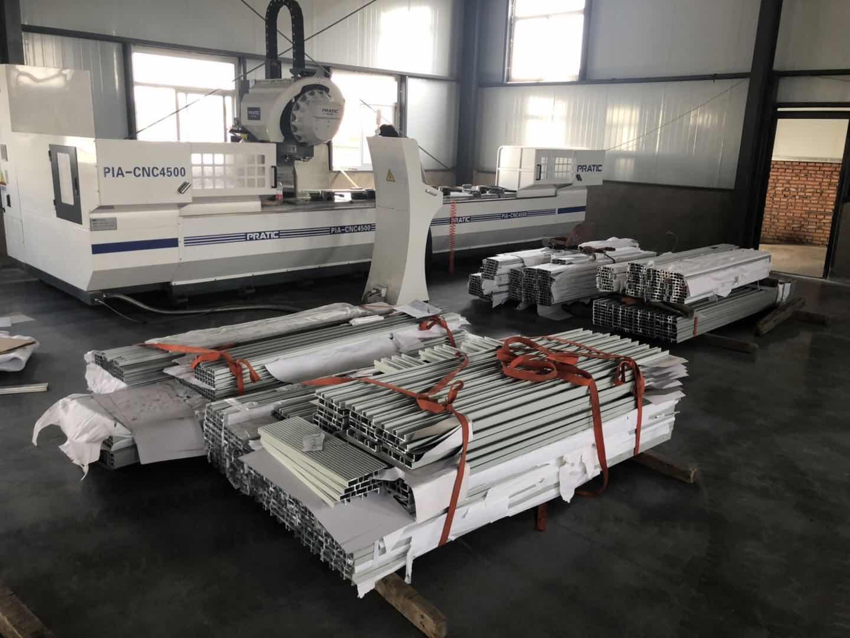 牡丹江鋁合金型材加工廠家-可信賴的鋁合金型材上哪買