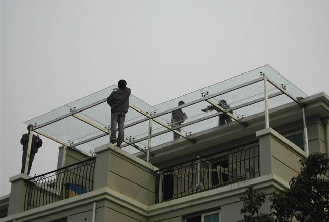 寧海同色玻璃更換_浙江品質好的幕墻玻璃供應