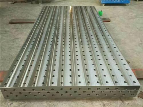 焊接工装夹具哪里有卖_泊头创威专业的三维焊接平台供应商