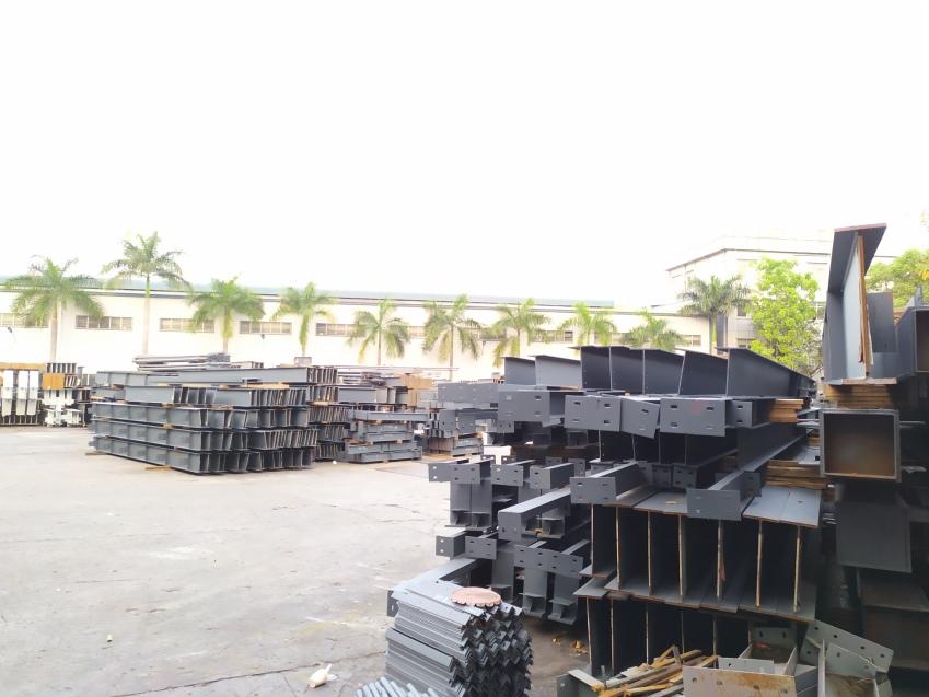 钢结构钢结构工程设计生产施工一体化服务商|丰源钢结构