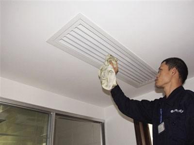 青岛开发区中央空调清洗哪家好|山东中央空调清洗行情价格