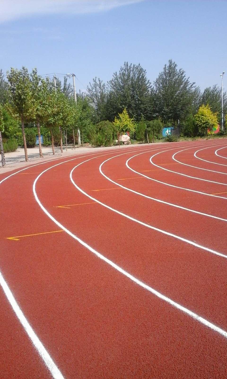 銀川塑膠跑道高端定制-高性價比銀川塑膠跑道哪里有供應